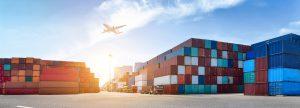 chuyển phát nhanh quốc tế bằng máy bay